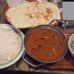 南インド料理胡椒海岸マラバールエクスプレス - 1コインランチ(9/15限定)
