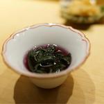 くろ﨑 - 加賀野菜の金時草