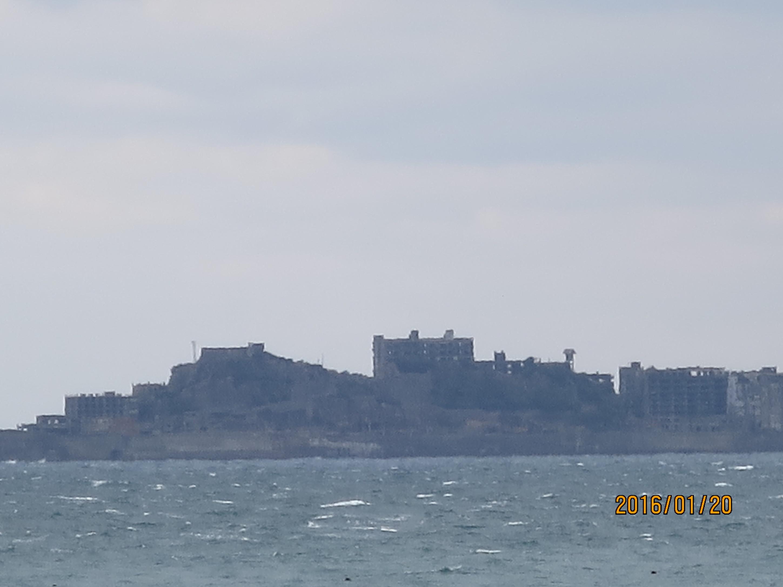 アレガ軍艦島