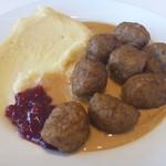 イケア レストラン - スウェーデン・ミートボール
