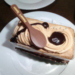 菓子工房 みのりづき - 料理写真:チョコレートケーキ450円