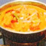 タージマハル - ブラウンオニオンソースのマトンカレー630円