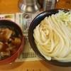 四方吉うどん - 料理写真:四方吉うどん@東松山 肉汁うどん