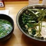 岳家 - 奇跡のにらつけ麺