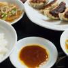東洋軒 - 料理写真:ギョーザセット:500円(ワンコインメニュー)/2016年5月