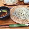 蕎麦 ぐらの - 料理写真:鴨せいろ  1512円