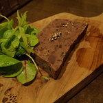 Bistro&Bar es - 料理写真:鴨の砂肝テリーヌ