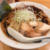 すずめ食堂 - 料理写真:味噌濃口中華そば+大盛