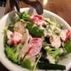 ビアガレージ - 料理写真:サラダ