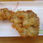 たかのはし - 鶏の天ぷら