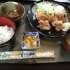 和食ダイニング 要 - 料理写真:唐揚げ定食 600円