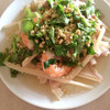 ミス・サイゴン - 料理写真:蓮の茎、豚肉、海老の酢の物800円 (GIO NGO SEN)