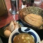 三ツ矢堂製麺 - 1020円の全盛りセット