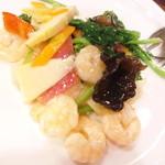 50996646 - 春野菜炒め。ウマ!