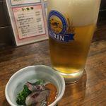 車屋 - 生ビール
