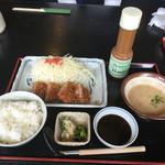 とんかつ壱番屋 - 料理写真:日替わりランチ
