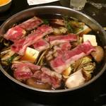 鍋ぞう - すき焼き鍋