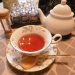 茶帽子 - ハイビスカス&ローズヒップ