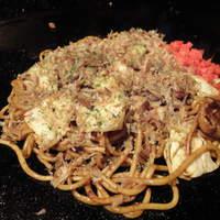 てんぐ - 製麺所で練られたこだわり麺を使用した、本格焼きそば★