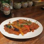 GARAentra - サブジ 旬のお野菜で