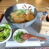 レストラン雪庭 - 料理写真:きつねうどん 850円