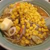 万龍 - 料理写真:味噌バターコーンらーめん