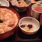 鳥茶屋 - 親子御膳(1,540円)