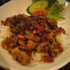 サラデーン - 料理写真:パッガパオガイ