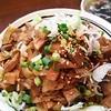 かってぼう - 料理写真:豚飯 450円