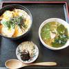 麺屋 喜幸 - 料理写真:地鶏親子丼セット(930円)