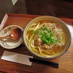 麺 銀三 - 肉うどん