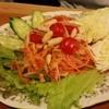セーンスック - 料理写真:2016.5 青パパイヤのサラダ
