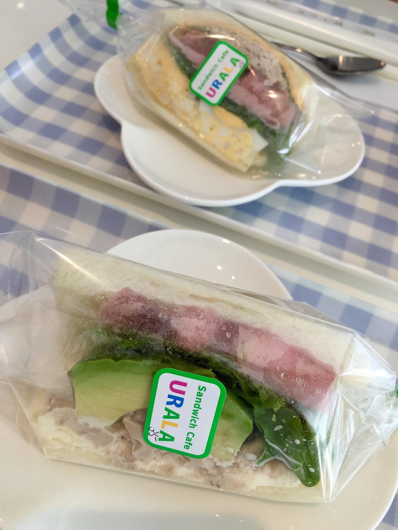 �T���h�C�b�`���X / Sandwich Cafe URALA