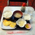 メイプル - 料理写真:朝定食コーヒー付き580円