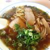 ラーメンせんか - 料理写真:手打ちラーメン¥550