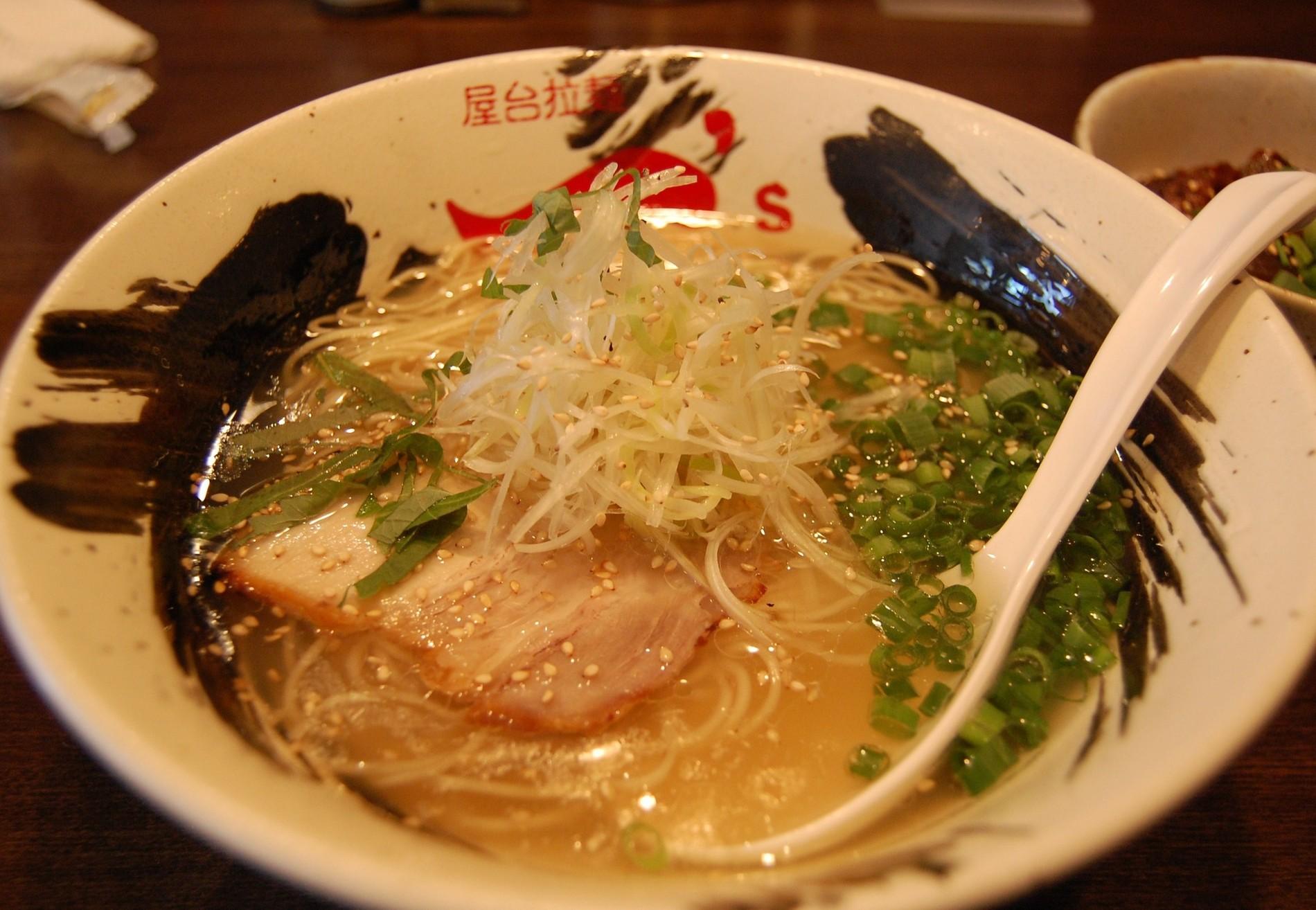 屋台拉麺一's 幕張店