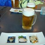 なゝ瀬 - 生ビールセット