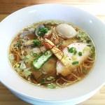 杏子 - 料理写真:醤油らーめん