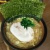 幸家 - 料理写真:ラーメン650円麺硬め。海苔増し100円。