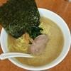 横浜ラーメン味濱家 - 料理写真:ラーメン680円麺硬め。