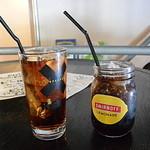ばず - ウーロン茶とコーラ