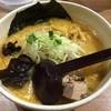 白樺山荘 - 料理写真:ハーフ味噌ラーメン 550円