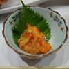 ちゅう心 - 料理写真:ほや塩辛~☆