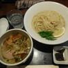 ジンジャーヌードルスポット カクエイ - 料理写真:ツケメン ¥850-