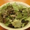 でいらぼっちゃ - 料理写真:'16、5、16 サービスの柔らかレタスのサラダです。