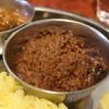 マサラ食堂 - 料理写真:キーマカレー