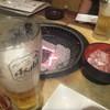 牛角 - ドリンク写真:ビール&網(2016.5.15)