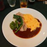 フジヤマ キッチン - 料理写真: