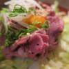 城 - 料理写真:ローストビーフアップで