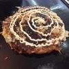 お好み焼 千代 - 料理写真:肉ミックスお好み焼き